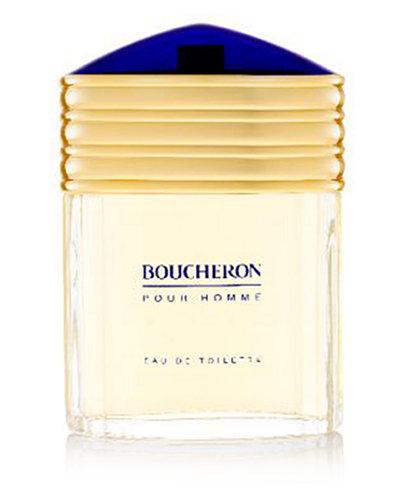 Boucheron Pour Homme Fragrance Collection