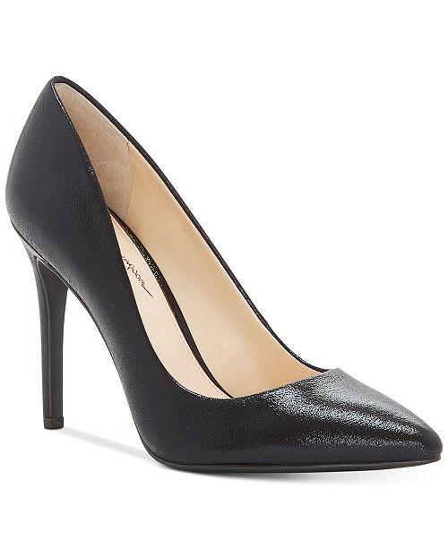 6d903dda5e48 Jessica Simpson Praylee Classic Pumps   Reviews - Pumps - Shoes - Macy s