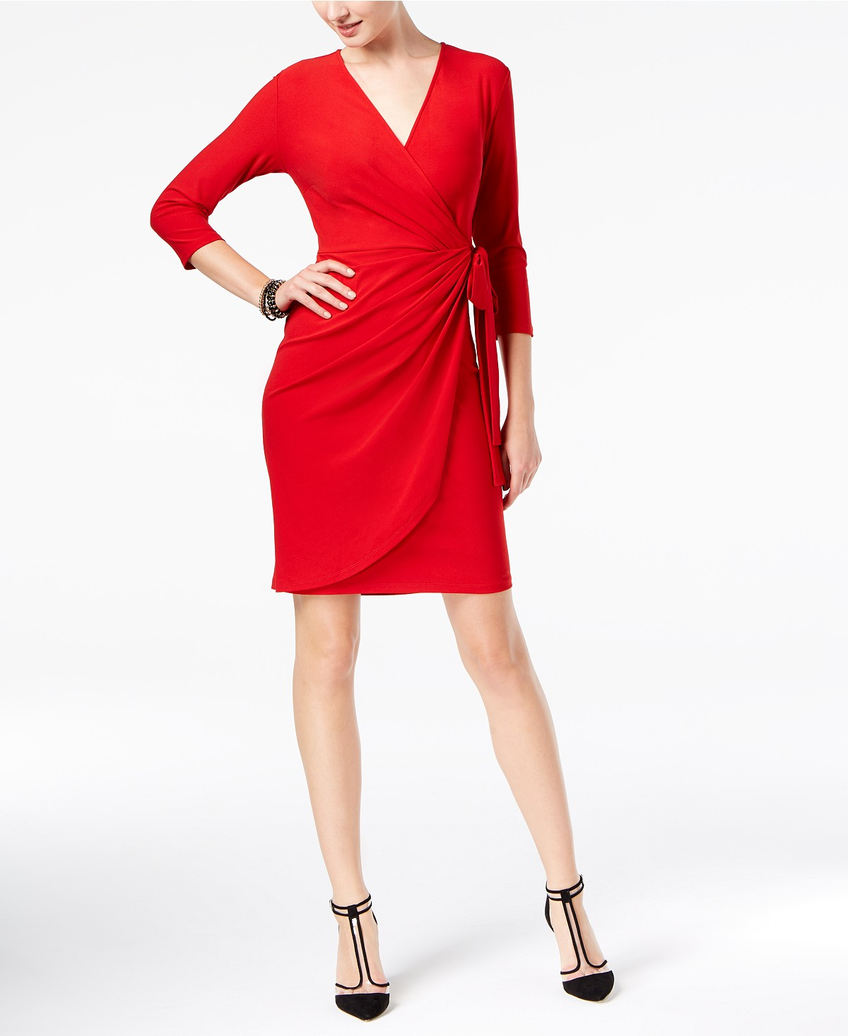 1e732fd4e76d Red Cocktail Dress At Macys - Barrier Surveillance