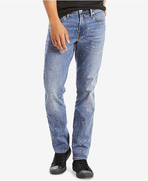 e7d88be0747 Levi's 511™ Slim Fit Performance Stretch Jeans; Levi's 511™ Slim  Fit Performance ...