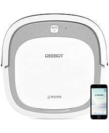 ECOVACS Robotics DEEBOT Slim2 Robotic Bare-Floors Vacuum Cleaner