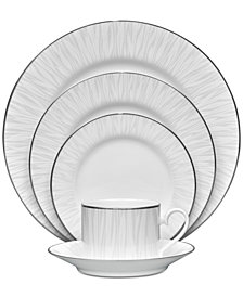 Noritake Glacier Platinum 5-Pc. Place Setting