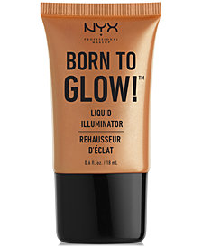 NYX Professional Makeup Born To Glow! Liquid Illuminator