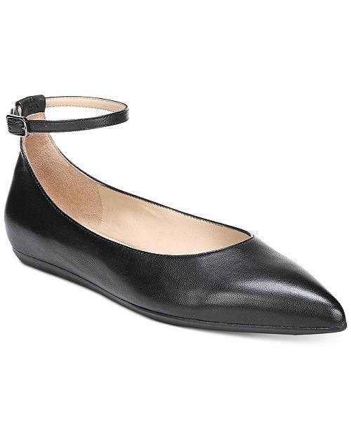 69fa5d45f0a Franco Sarto Alex Pointed Toe Flats   Reviews - Flats - Shoes - Macy s