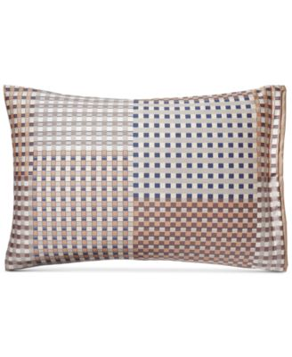 Patchwork Cotton Standard Sham, Created for Macy's