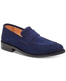 Men's Navarro Penny Suede Loafers