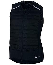 Nike Plus Size AeroLoft Running Vest
