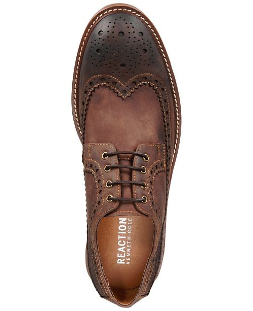 Perfect For Sale Kenneth Cole Reaction Giles Wingtip Oxford Footlocker Pictures Online Amazing Price Sale Online Cheap Sale Supply Cheap Deals J8h0wMu