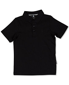 Volcom Wowzer Polo, Toddler Boys