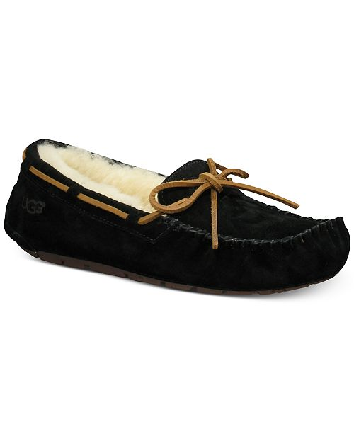 6e8c41e471 UGG® Women s Dakota Moccasin Slippers   Reviews - Slippers - Shoes ...