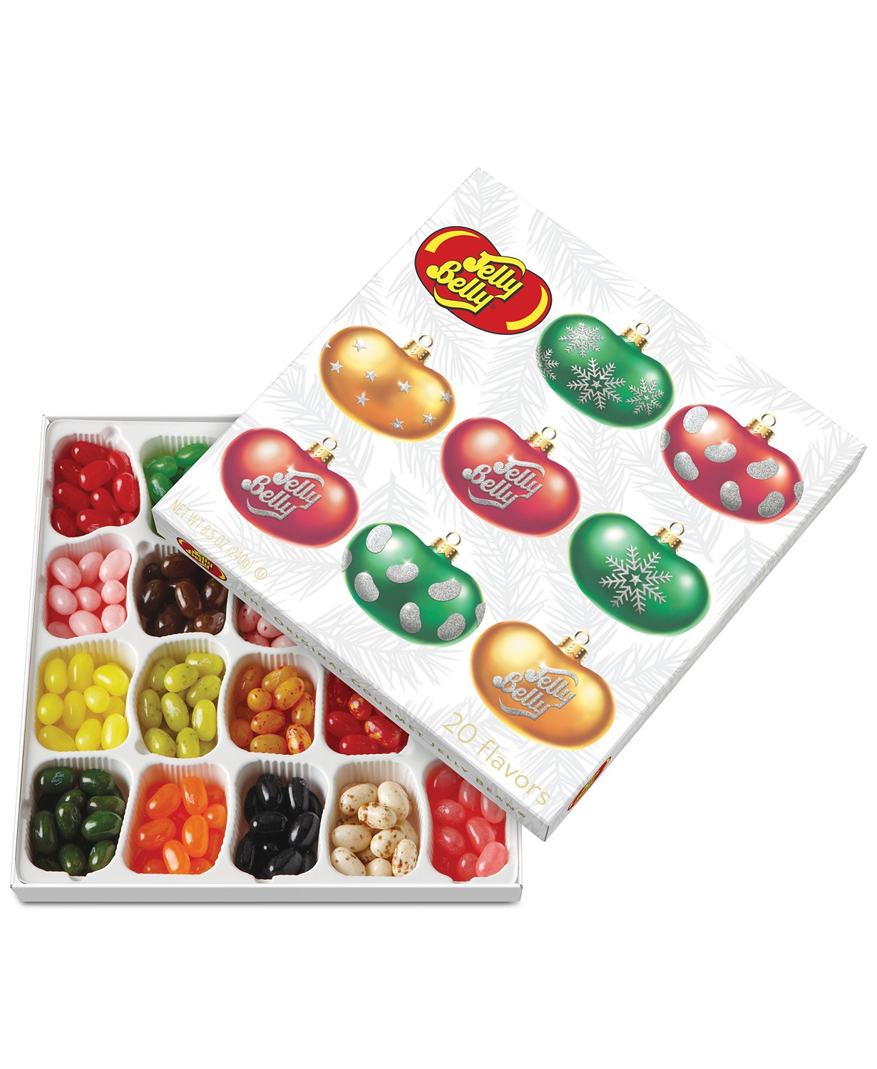 Jelly Belly 20-Flavor Gift Box