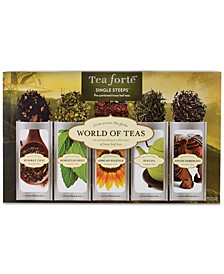 Single Steeps World of Tea