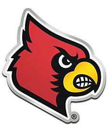 Stockdale Louisville Cardinals Metal Auto Emblem