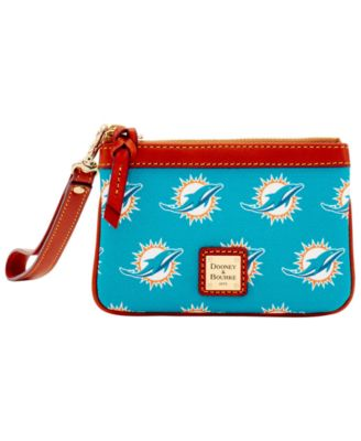 Miami Dolphins Exclusive Wristlet