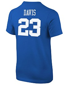Nike Anthony Davis Kentucky Wildcats Future Start Replica T-Shirt, Big Boys (8-20)