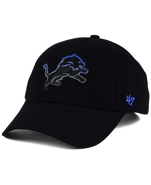 5c243994 '47 Brand Detroit Lions Overrun MVP Cap & Reviews - Sports Fan ...