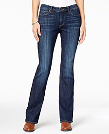 Mid-Rise Sweet Bootcut Jeans