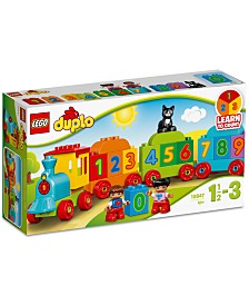 LEGO® DUPLO® 23-Pc. My First Number Train 10847
