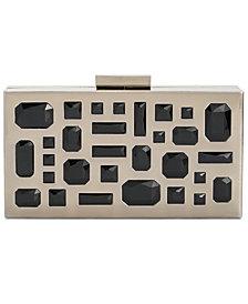 I.N.C. Marisoll Embellished Box Clutch, Created for Macy's