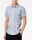 American Rag Men's Tropical Shirt, Created for Macy's