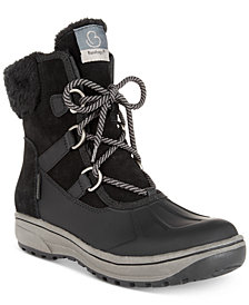 Bare Traps Danula Lace-Up Cold-Weather Boots