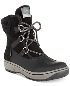 Baretraps Danula Lace-Up Cold-Weather Boots