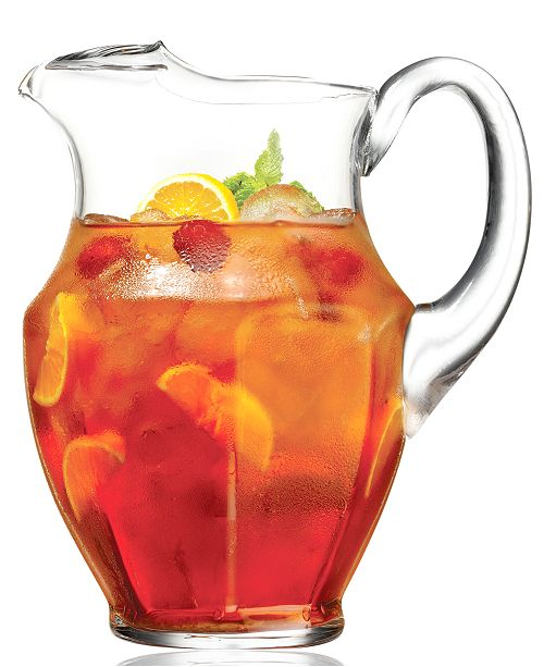 Libbey Closeout! The Cellar Everyday Column Pitcher
