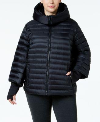 plus size coats - macy's