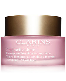 Clarins Multi-Active Day Cream - All Skin Types, 1.6oz