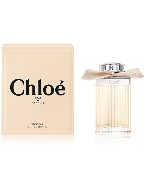 4c906e10d2656 Chloe Chloé Eau de Parfum Spray, 4.2 oz - All Perfume - Beauty - Macy s