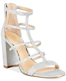 Jewel Badgley Mischka Teddy Shoes