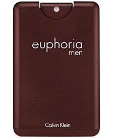 Calvin Klein euphoria men Eau de Toilette Pocket Spray, 0.67 oz.