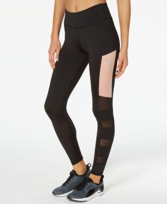 Puma Ladies Blur Tight Capri Jogger Leggings Athletic Pant New with Tags