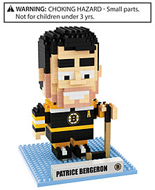 Forever Collectibles Patrice Bergeron Boston Bruins BRXLZ 3D Player Puzzle