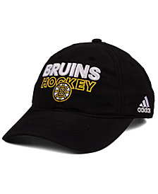 adidas Boston Bruins Basic Slouch Cap