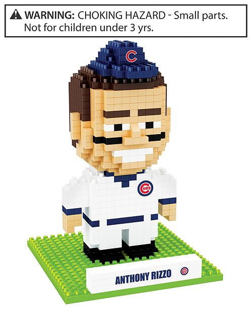 Anthony Rizzo Chicago Cubs BRXLZ 3D Player Puzzle