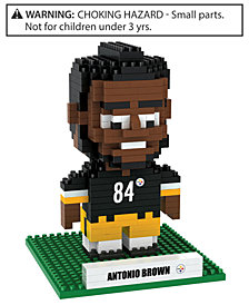 Forever Collectibles Antonio Brown Pittsburgh Steelers BRXLZ 3D Player Puzzle