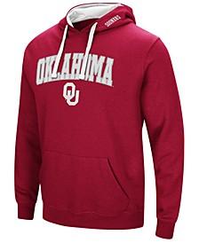 Men's Oklahoma Sooners Arch Logo Hoodie