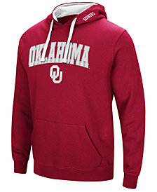 Colosseum Men's Oklahoma Sooners Arch Logo Hoodie