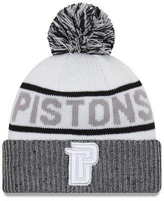 half off 5c53a 9f34f ... promo code for new era detroit pistons court force pom knit hat 9f2c2  2befb