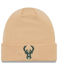 New Era Milwaukee Bucks Breakaway Knit Hat