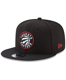 New Era Toronto Raptors Team Metallic 9FIFTY Snapback Cap