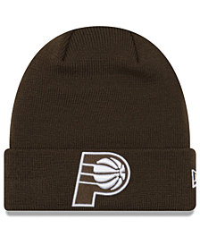 New Era Indiana Pacers Fall Time Cuff Knit Hat