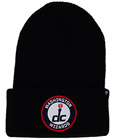 '47 Brand Washington Wizards Ice Block Cuff Knit Hat