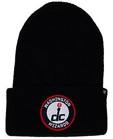 '47 Brand Washington Wizards Ice Block Cuff Knit Hat