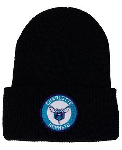'47 Brand Charlotte Hornets Ice Block Cuff Knit Hat