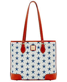 Dooney & Bourke Dallas Cowboys Richmond Shopper