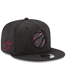 New Era Cleveland Cavaliers Ball of Reflective 9FIFTY Snapback Cap