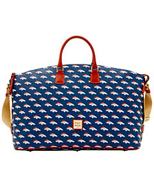 Dooney & Bourke Denver Broncos Weekender