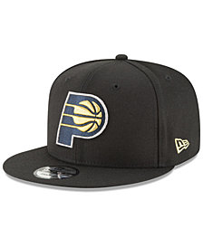 New Era Indiana Pacers Team Metallic 9FIFTY Snapback Cap